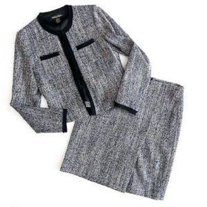Brooks Brothers Wool Blend Tweed Blazer